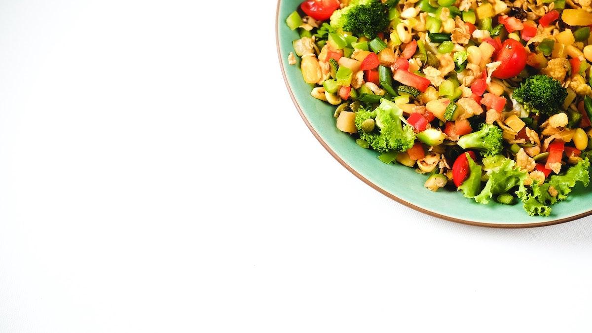 Salade recette de salade vegan